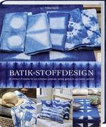 Batik-Stoffdesign