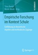 Empirische Forschung im Kontext Schule