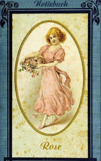 Rose (Notizbuch) als Buch von Luisa Rose