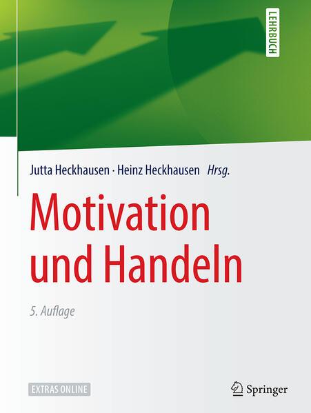 Motivation und Handeln als Buch von