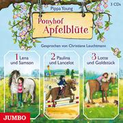 Ponyhof Apfelblüte Folge 1-3