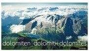 Luftbildkalender Dolomiten 2018