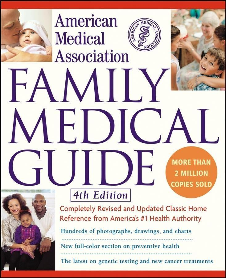 American Medical Association Family Medical Guide als Buch