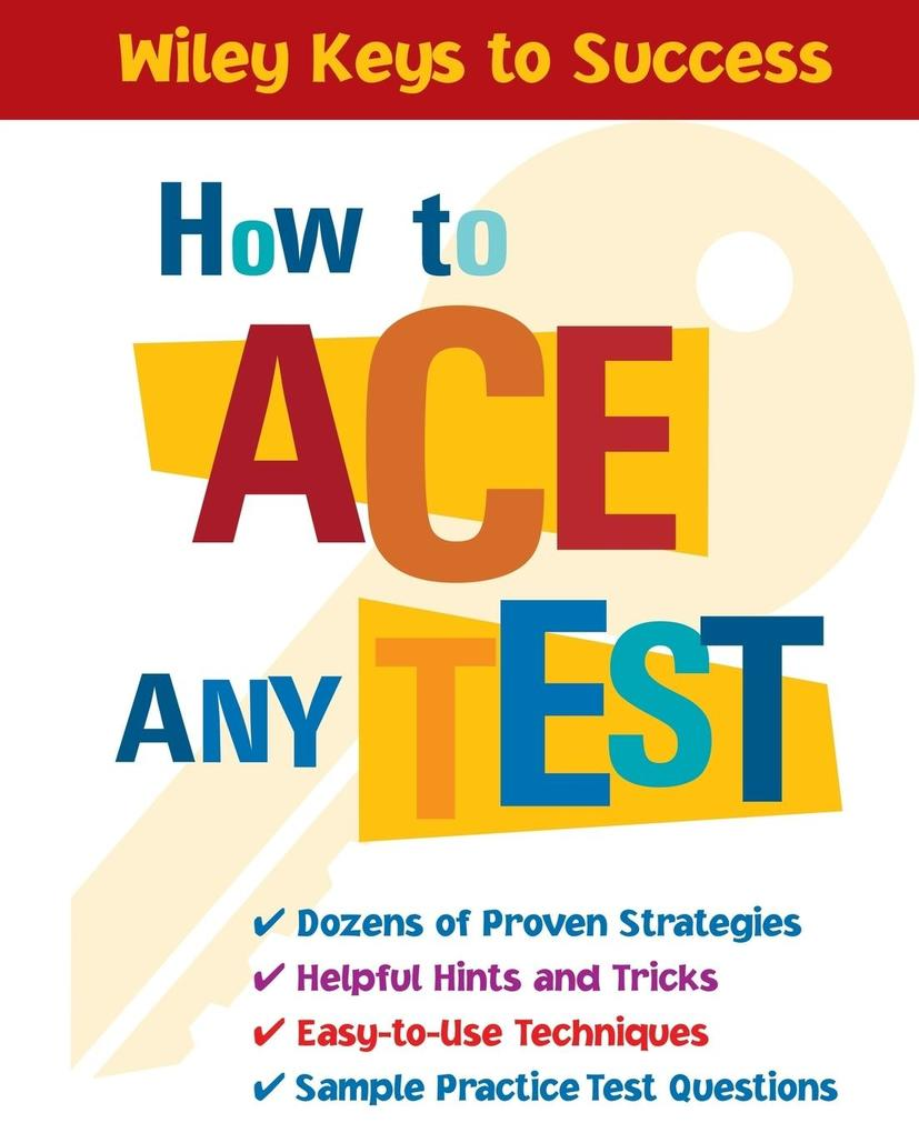 How to Ace Any Test als Taschenbuch