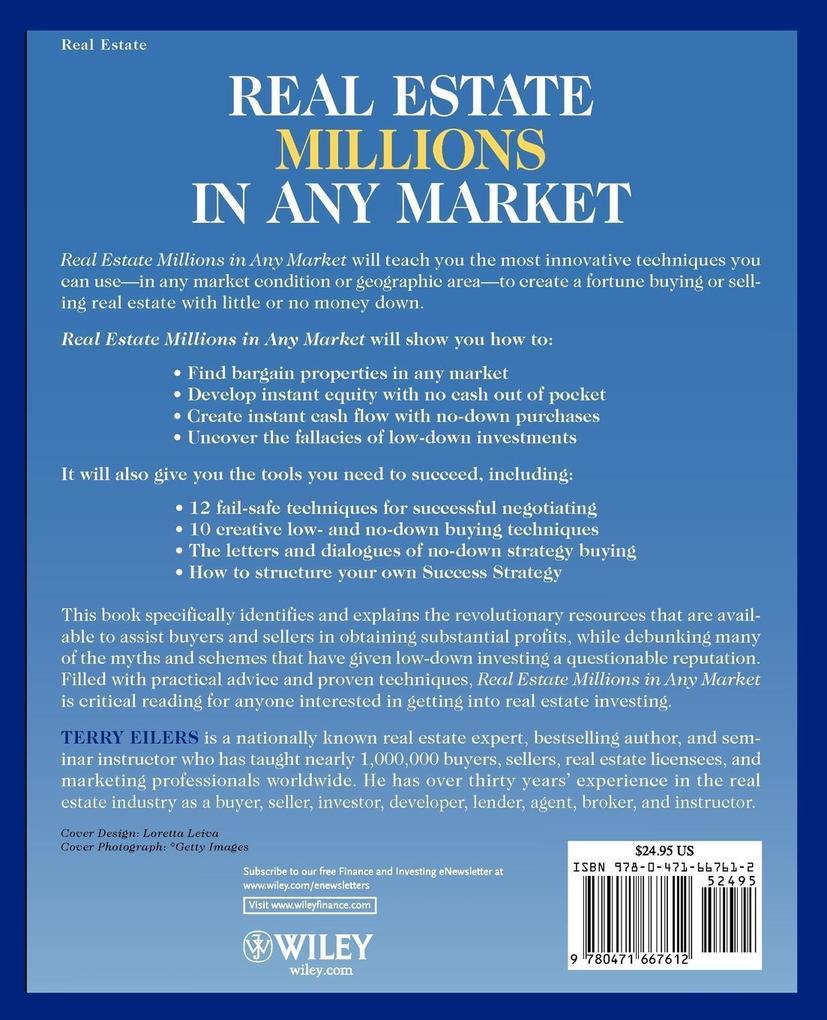 Real Estate Millions in Any Market als Taschenbuch