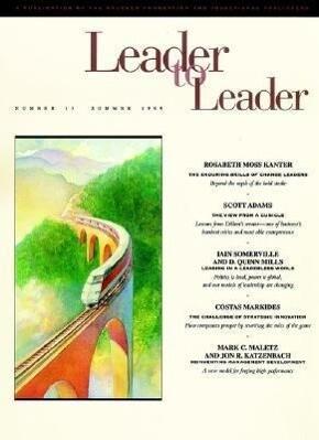 Leader to Leader (Ltl), Volume 13, Summer 1999 als Taschenbuch