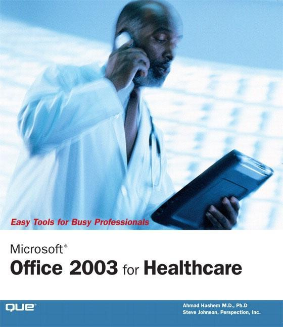 Microsoft Office 2003 for Healthcare als Buch