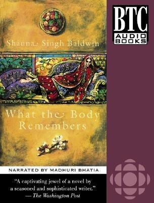 What the Body Remembers als Hörbuch