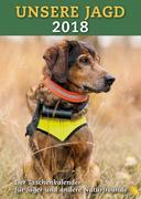 Unsere Jagd 2018 Taschenkalender