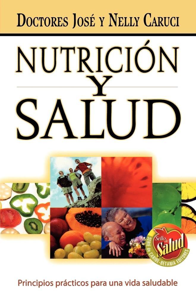 Nutricion y Salud als Taschenbuch