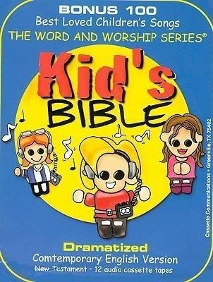 Kids New Testament-Cev-Dramatized als Hörbuch