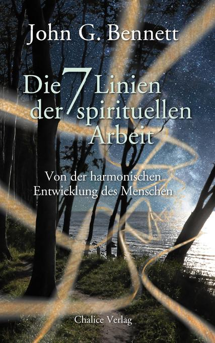 Die sieben Linien der spirituellen Arbeit als Buch