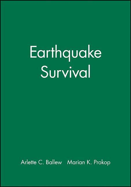 Earthquake Survival, Leader's Guide als Taschenbuch