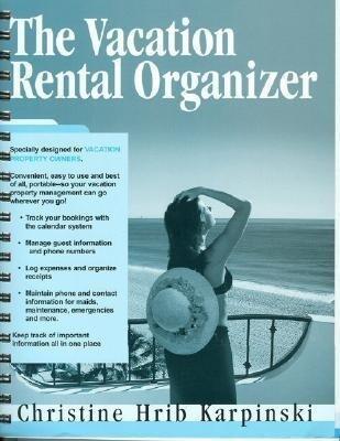 The Vacation Rental Organizer als Taschenbuch