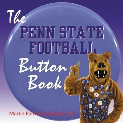 The Penn State Football Button Book als Taschenbuch