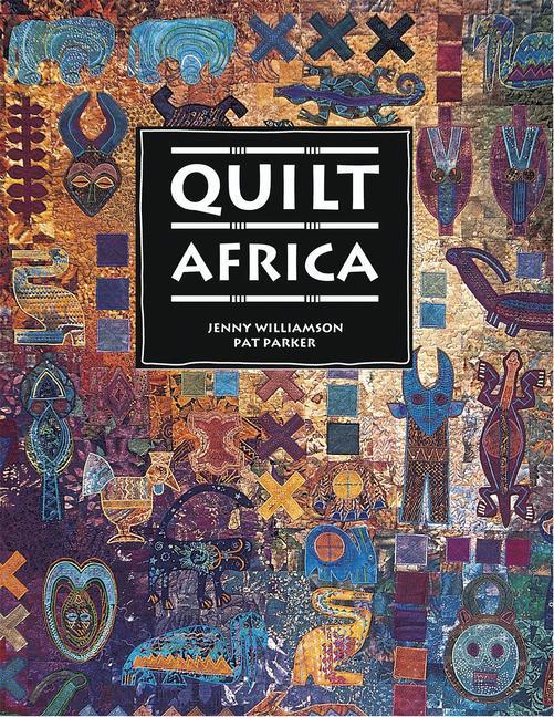 Quilt Africa als Taschenbuch