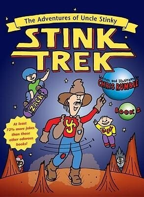 Stink Trek als Taschenbuch