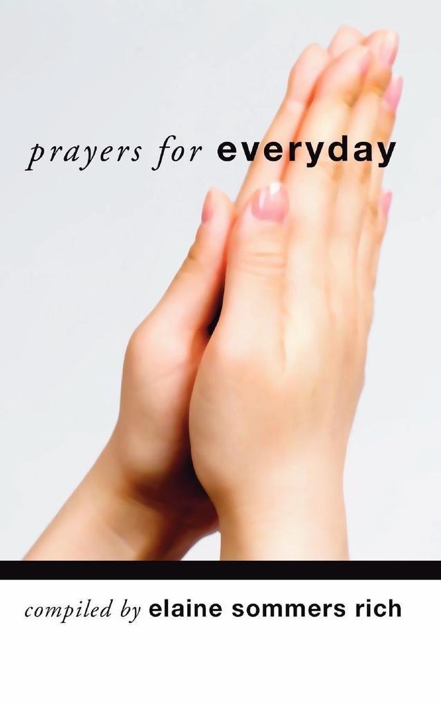Prayers for Everyday als Taschenbuch