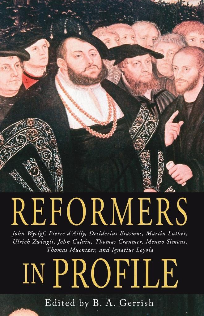 Reformers in Profile als Taschenbuch