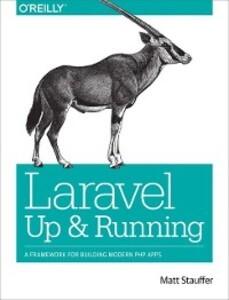 Laravel als eBook Download von Matt Stauffer