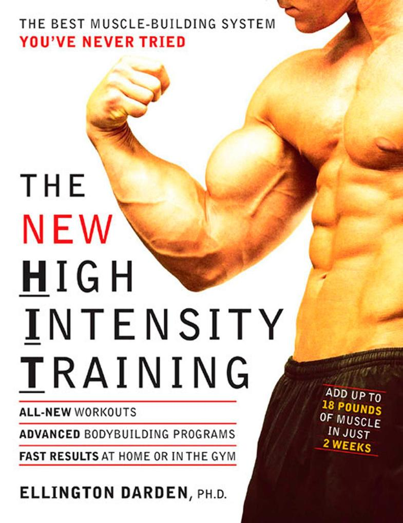 The New High-Intensity Training als Taschenbuch