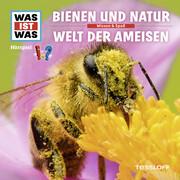 WAS IST WAS Hörspiel: Bienen und Natur /Welt der Ameisen