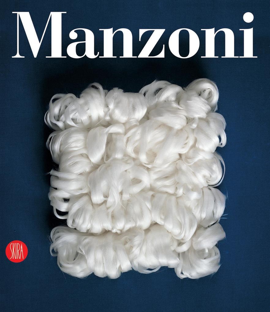 Manzoni: Cataogue Raisonne als Buch