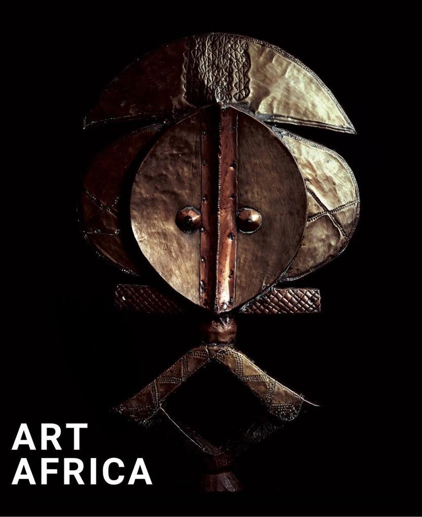Afrikanische Kunst als Buch von Fransiska Bolz