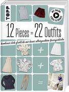 12 Pieces = 22 Outfits