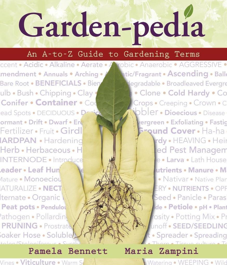 Garden-Pedia als eBook Download von Pamela Benn...