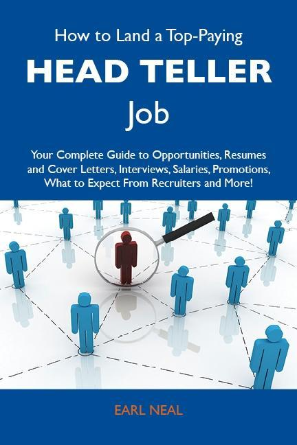 How to Land a Top-Paying Head teller Job: Your ...