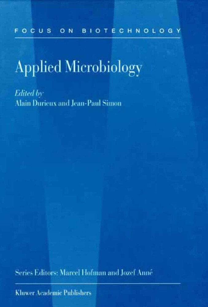 Applied Microbiology als Buch