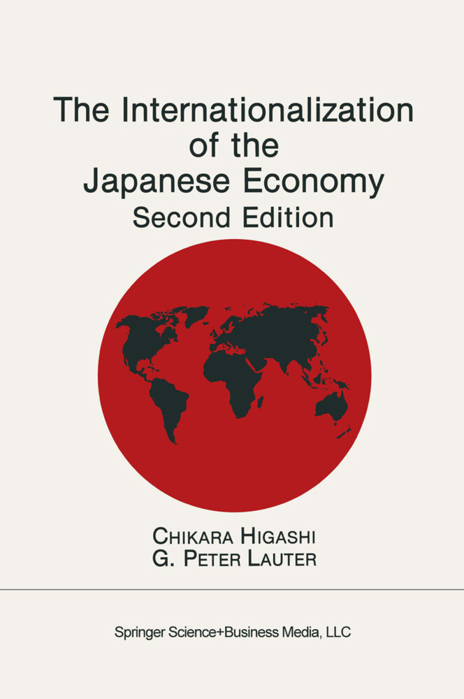 The Internationalization of the Japanese Economy als Buch
