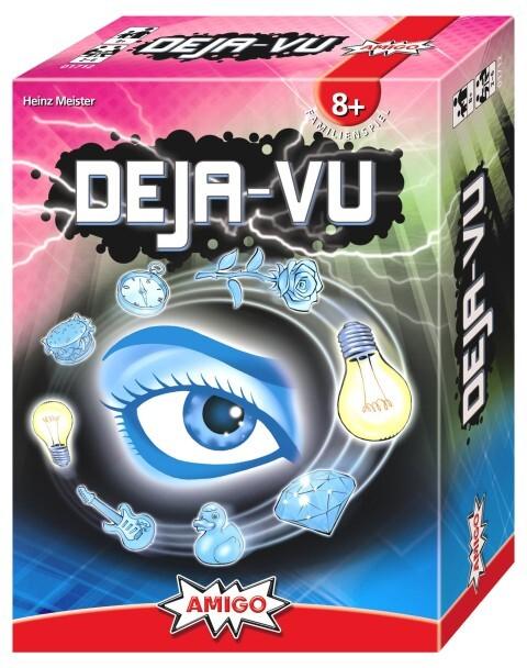 Amigo Spiele - Deja-Vu als Spielwaren