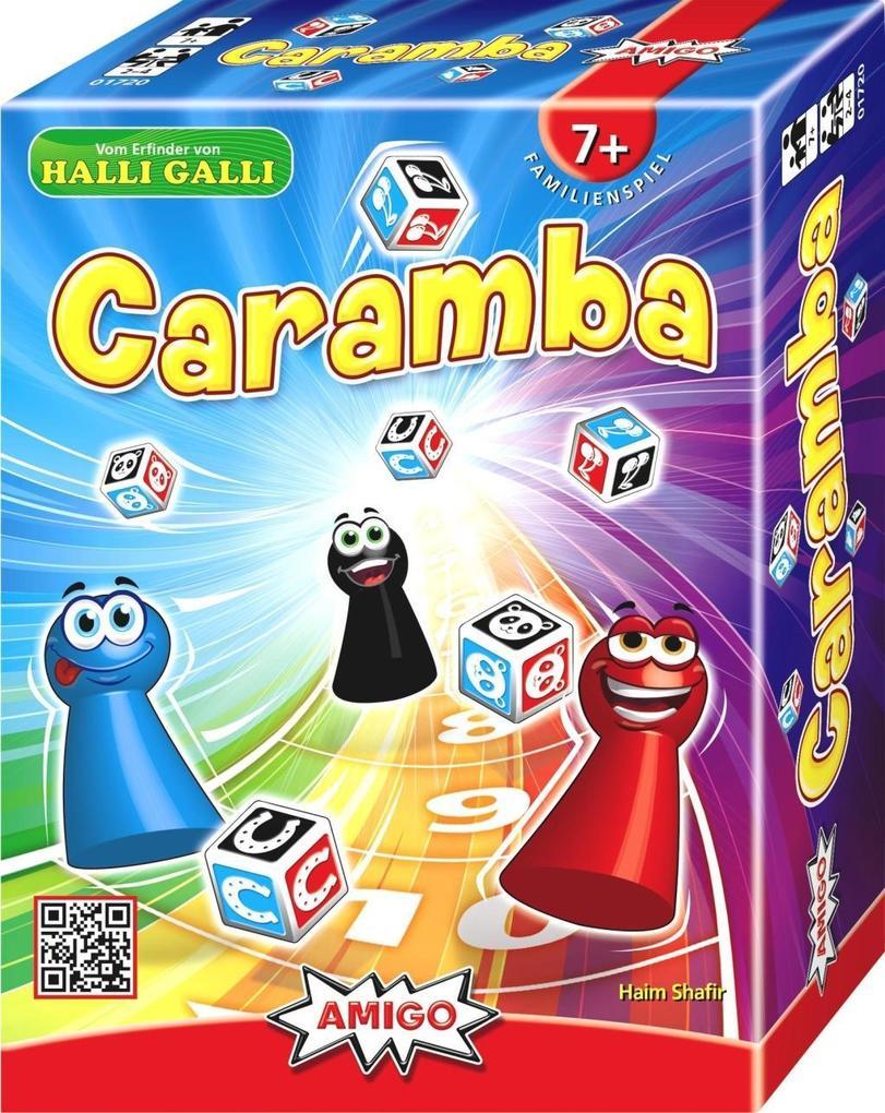 Caramba als sonstige Artikel