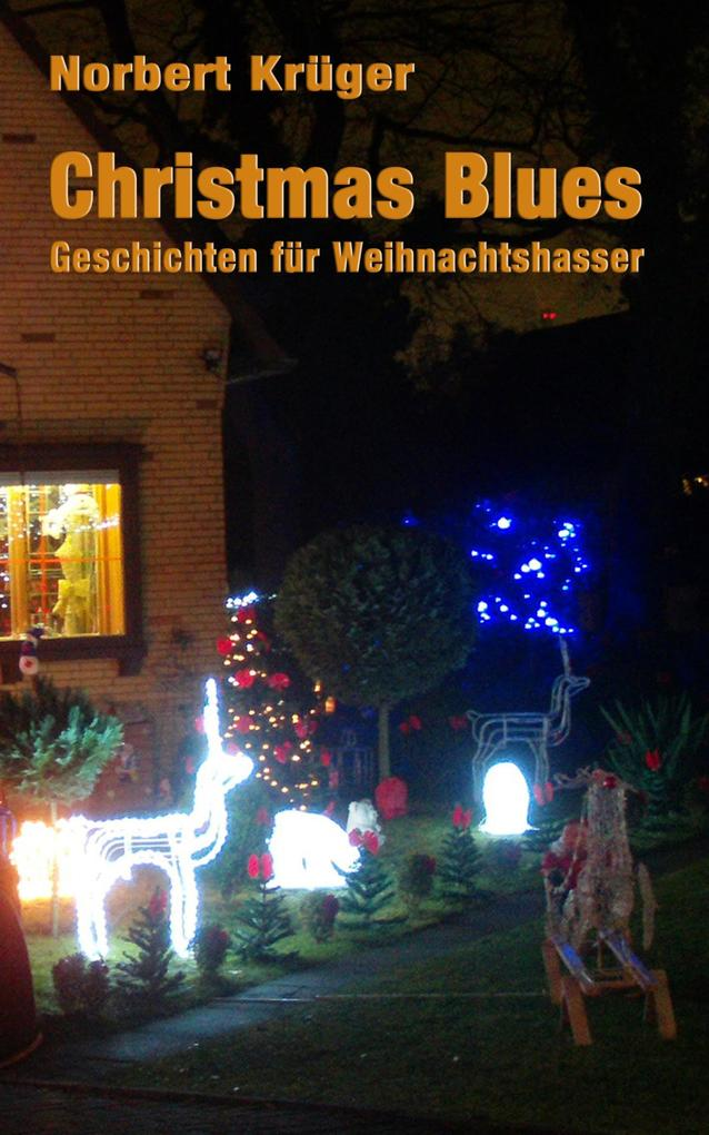 Christmas Blues als eBook