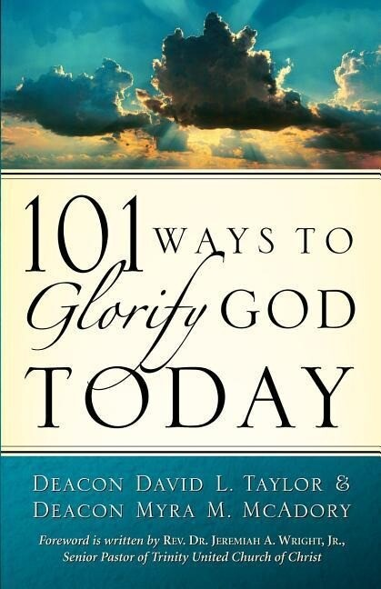101 Ways to Glorify God Today als Taschenbuch