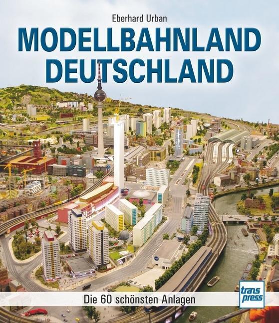 Modellbahnland Deutschland als Buch