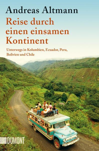 Reise durch einen einsamen Kontinent als Taschenbuch