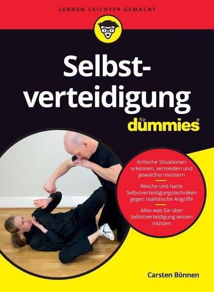 Selbstverteidigung für Dummies als Buch