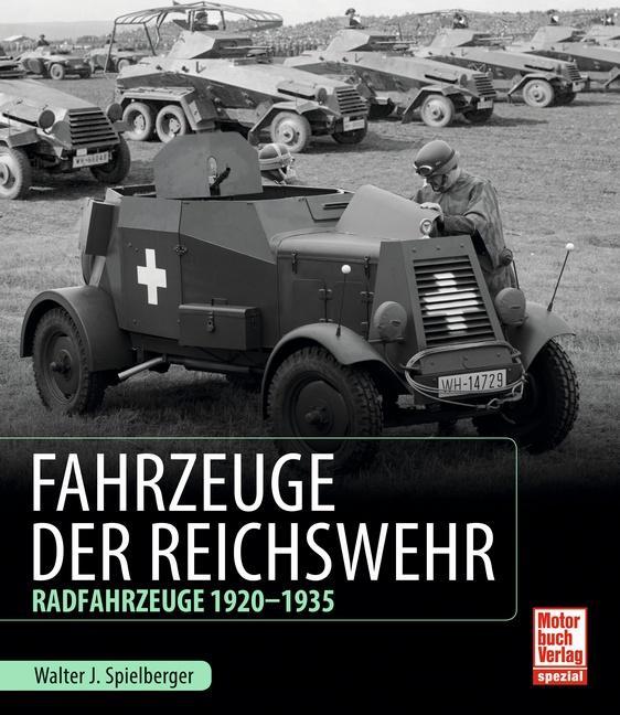 Fahrzeuge der Reichswehr als Buch