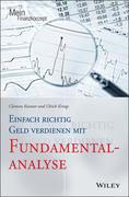 Einfach richtig Geld verdienen mit Fundamentalanalyse