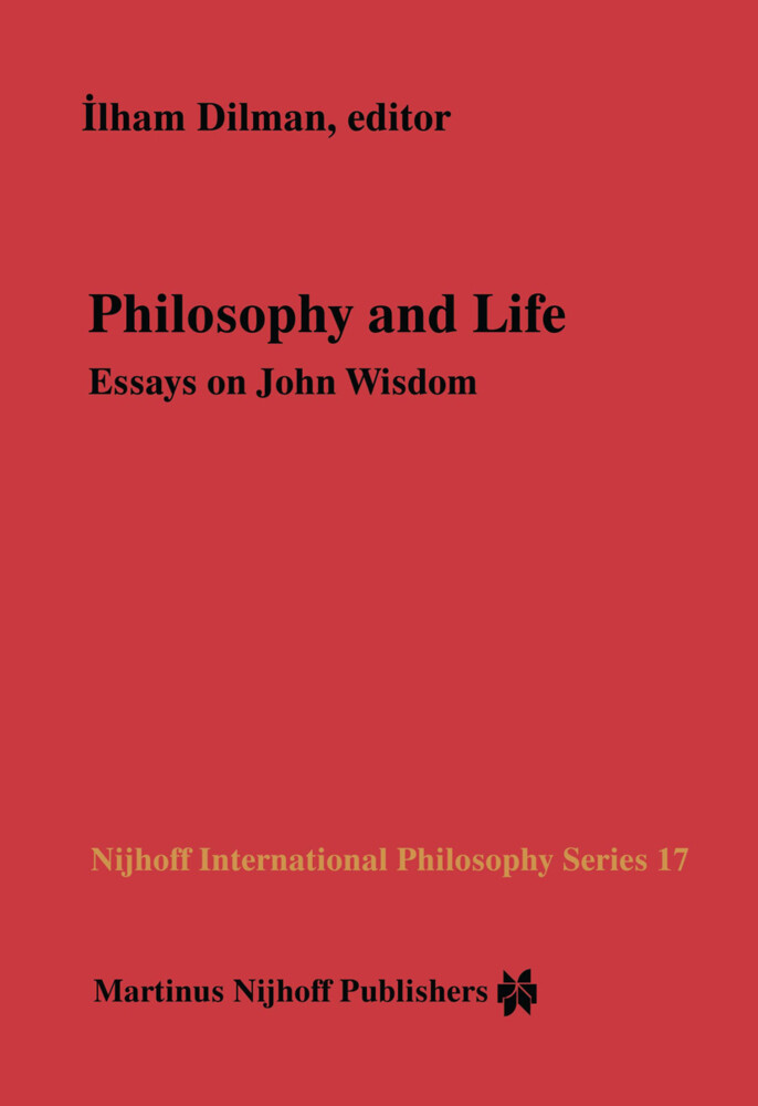 Philosophy and Life als Buch