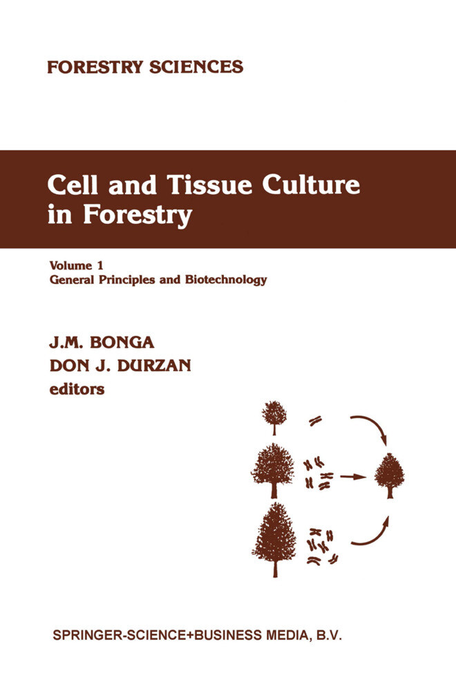 Cell and Tissue Culture in Forestry als Buch