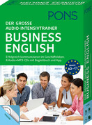 PONS Der große Audio-Intensivtrainer Business English
