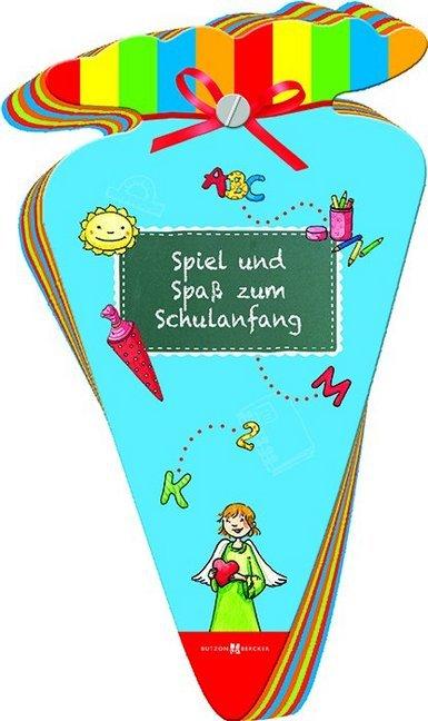 Spiel & Spaß zum Schulanfang als Buch von