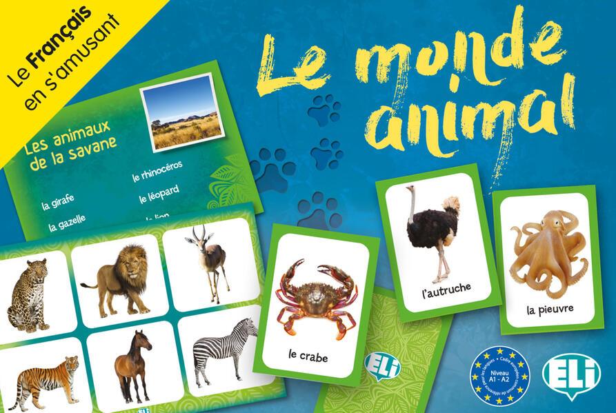 Le monde animal. Game Box