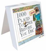 1000 Places to see before you die 2018 Tageskalender