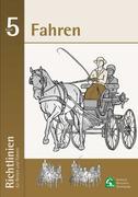 Richtlinien für Reiten und Fahren 5