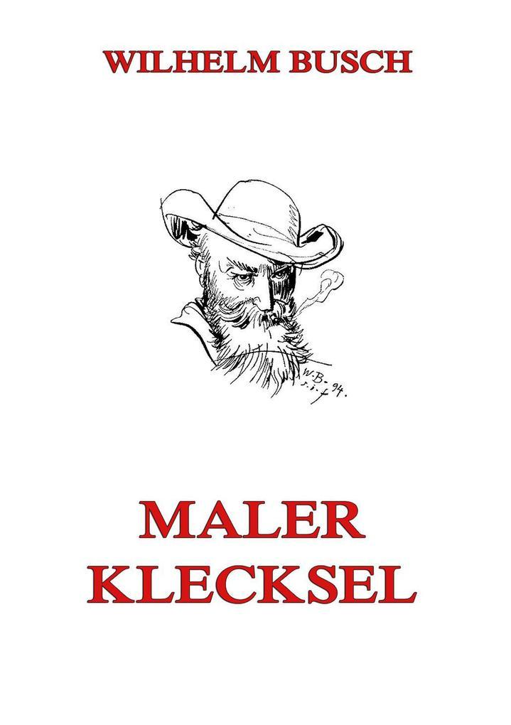 Maler Klecksel als Buch